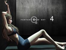 [ Quixotica ] Fantasy Pose, Set 4