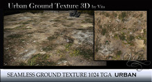Vita's Textures - URBAN GROUND 3D 1024 Seamless