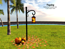 Halloween - Pugsley Halloween Lantern Set