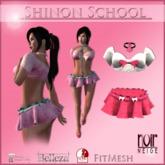 >NOIR NEIGE< SHINON School Outfit Pink