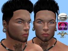 .::CDC Face Beard GIFT 03 Catwa /Omega **