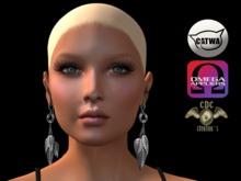 .::CDC Hair Base Light Blonde Female 09 Catwa/ Omega**