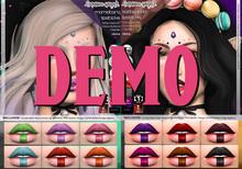 .{PSYCHO:Byts}. Momotaro & Sadayakko Lipsticks -DEMO-
