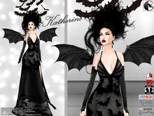 [Vips Creations] - Female Outfit - [Katherine] - Halloween Outfit - Halloween Costume