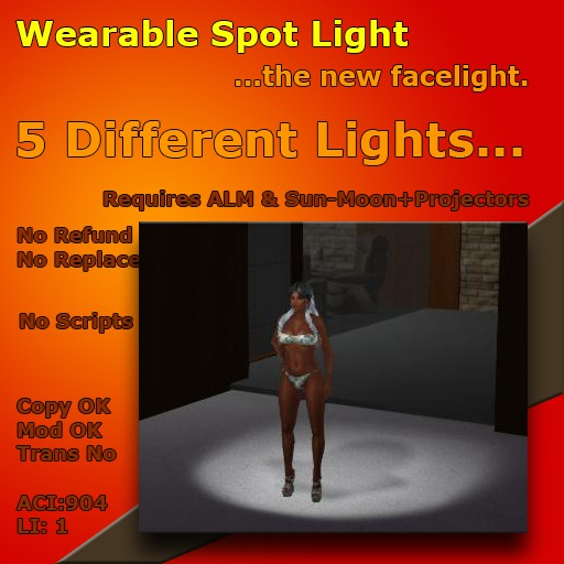 Wearable Projector the NEW Facelight