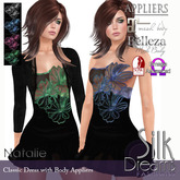 Silk Dreams Natalie Minidress - Value Pack with Appliers