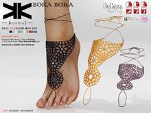Bora Bora :: Shoes :: 10 Colors :: {kokoia}