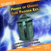 Hands of Omega (HoO) Exterior - Jade Pagoda