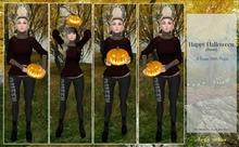 :North Moon: Happy Halloween Poses  (Boxed)