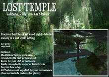 Lost Temple rally track and surround