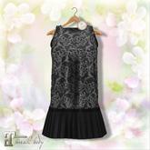 Belle Epoque { The Flapper Outfit } Black