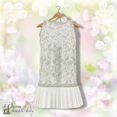 Belle Epoque { The Flapper Outfit } White