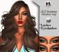 .:H.F Stephany Lashes & Eyeshadow(Catwa Applier)