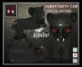 *SF+AS* Sabortooth Cub (Special Halloween Voodoo)