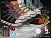 Soves Male Sneakers MESH - Slink, Adam, TMP, Signature - HUD - DreamLife - FashionNatic