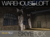Skye warehouse loft 2