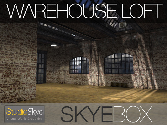 Skye Warehouse Loft Box