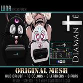 :Diamante: Luna (Original Mesh) Back Pack