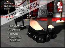 Izzy <3 Mesh - WalkingDead Platforms - DEMOs