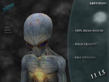 ~ Alien - Mesh Avatar ~