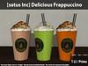 [satus Inc] Delicious Frappuccino