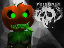 (Poisoned Diamond) Pumkin head (Wear me)