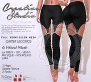 - CREATIVE STUDIO - Garter Leggings DEMO