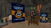 Magische Meriten1 Gefunden (von Dennis Frey)