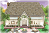 CORNWALL COTTAGE HOUSE MESH