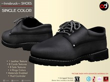 A&D Shoes -Innsbruck- Ebony
