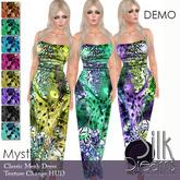 Silk Dreams Mystic (Mesh) Dress w/Texture Change HUD DEMO