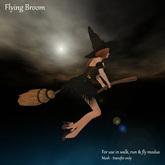 AvaGirl - Flying Broom (Unisex)