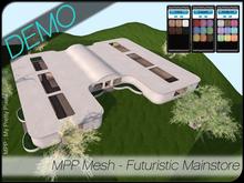 - MPP Mesh - Futuristic Mainstore - DEMO