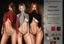 KiB Designs - Megan Outfit DEMO
