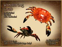 *GALLI* - MESH - Wandering & Static Crabs