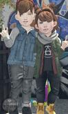 Glamrus Kids . Street Kids .addme