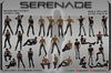 SERENADE Deluxe Male Modeling Pose Pack
