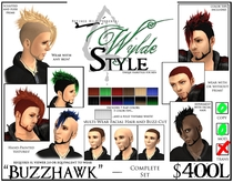 - Buzzhawk - A Wylde Style by Khyle Sion at ~Refined Wild~