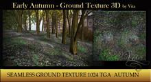 Vitas' Textures - EARLY AUTUMN 3D 1024 Seamless 2016