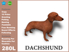 [TomatoPark] Dachshund 3.3( roaming + wearable)