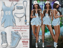 *Tay-Lay-Designs* Street Style-Outfit 34 (Mesh)
