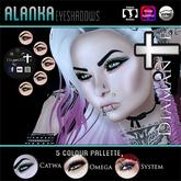 :Diamante: Alanaka Eyeshadows Omega Catwa & System (wear)