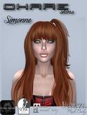 *Ohare Skins* Simonne Skin (Slink, Maitreya, Belleza, Omega)