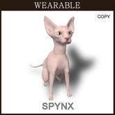 [TomatoPark] Wearable Spynx Mesh