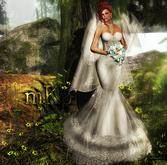 """Feminine Pose: """"Bride #1"""" by MKP"""