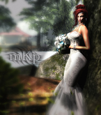 """Feminine Pose: """"Bride #2"""" by MKP"""