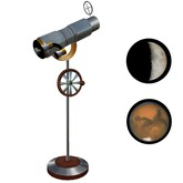 steampunk telescope (deluxe model)