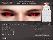 [GA.EG] Ultimate Eyes Pack - PU01B Xtreme Pack B