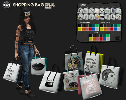 [Since1975] - Shopping Bag/HUD