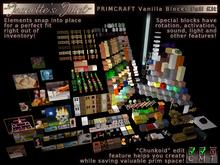 ~JJ~ Primcraft Vanilla [v0.1.6]